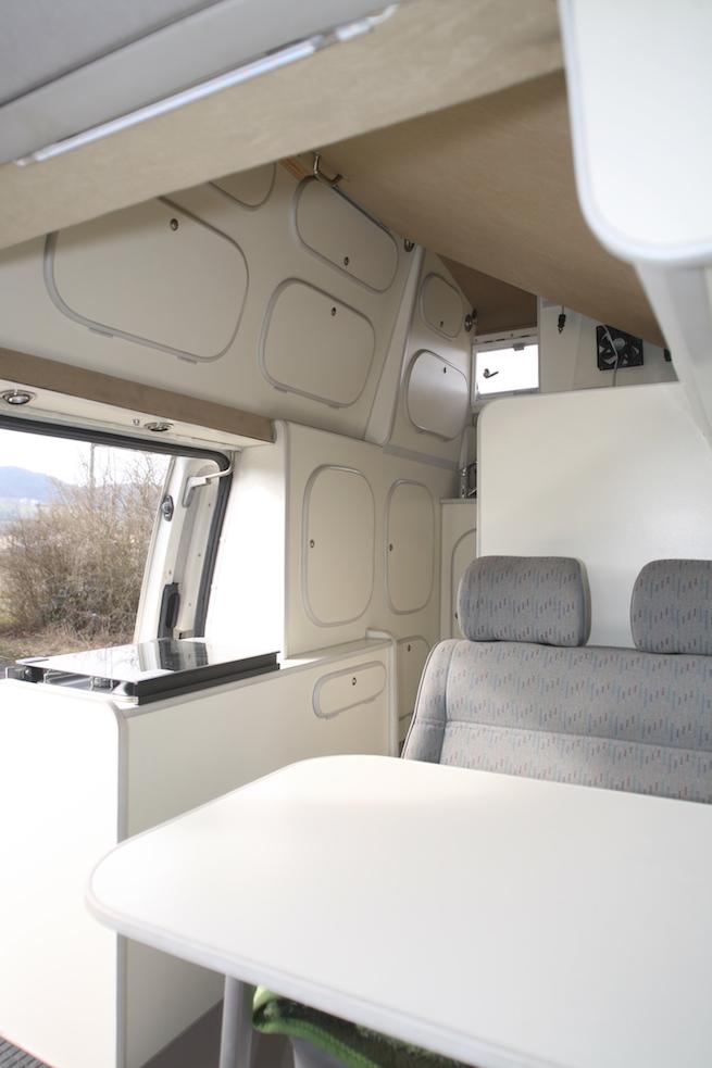 VW Bus Innenausbau