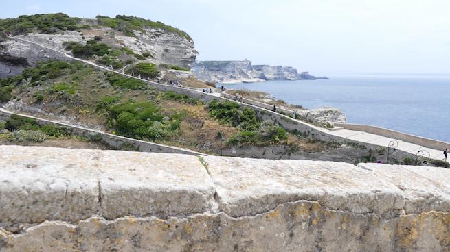 Campen Korsika Bonifacio