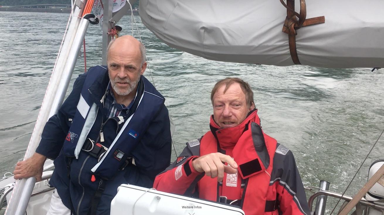 Mit Hans von St. Goar nach Koblenz