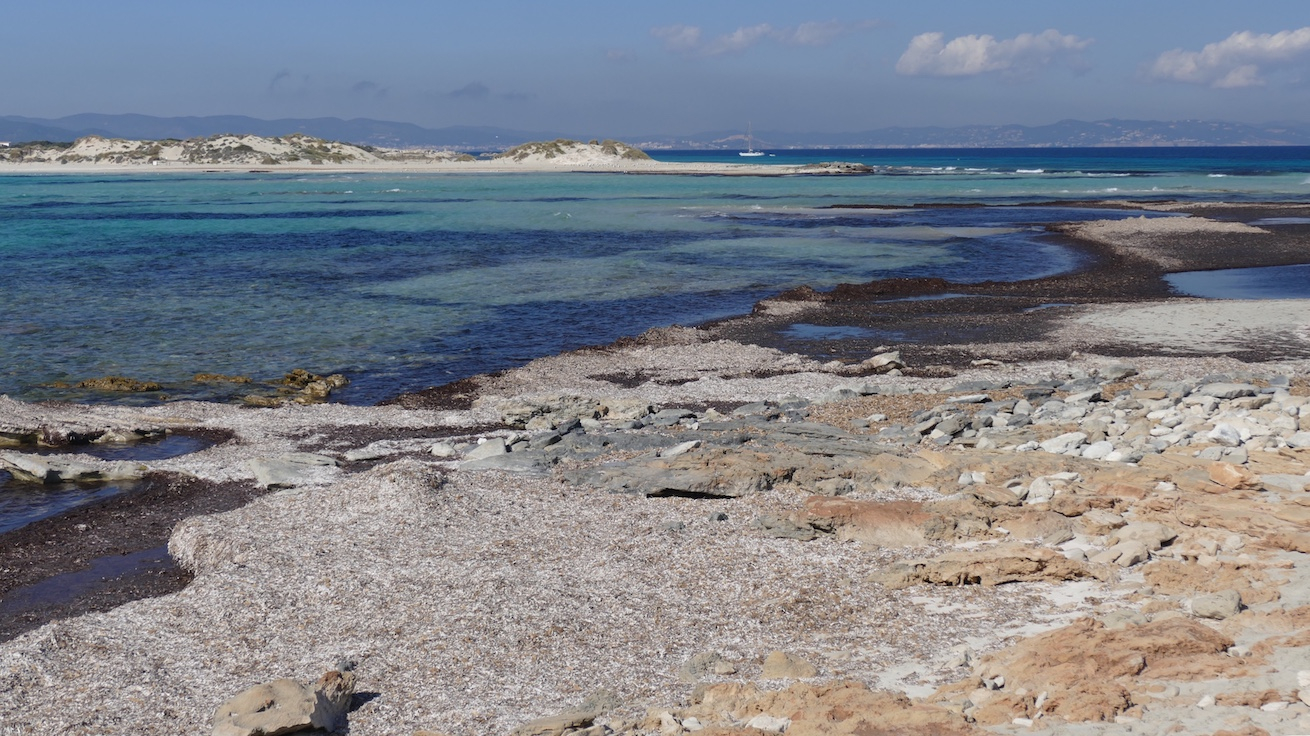 Norden von Formentera
