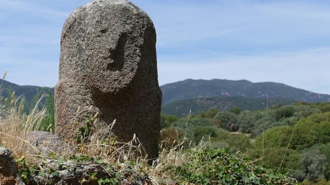 Campen Korsika Filitosa